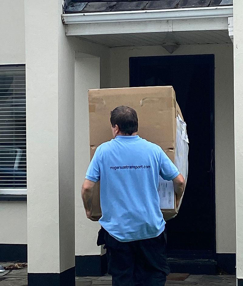 rogersontransport office removals